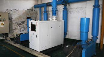 RAETTS centrifugal blowers & explorers series blowers